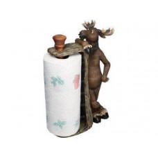 Бобина для бумаги Riversedge Moose Paper Towel Holder для бумажных полотенец (18350037)
