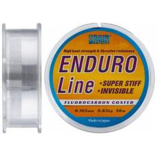 Леска Brain Enduro 50 m 0,102 mm (покрытие флюорокарбон) (18587007)