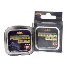 Амортизатор Feeder Gum Fishing ROI d=0.8mm 5м BLACK (64-00-08)
